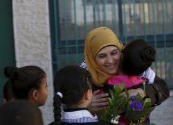 أفضل معلّمة في العالم .. فلسطينية