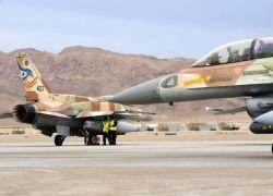 """اسرائيل تقرر الاستغناء عن طائرات اف """" 16 """""""
