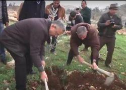 زراعة طولكرم تنظم نشاطا مركزيا لمناسبة يوم الشجرة - شاهد الفيديو