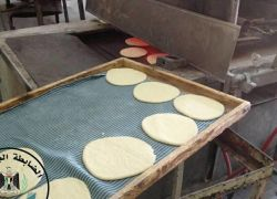 ايقاف عمل مخبز في بيت لحم لعدم التزامه بالشروط الصحية