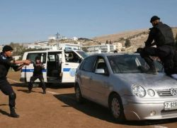 الشرطة تلقي القبض على 26 مطلوبا في جنين