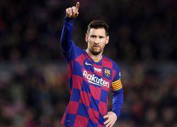 برشلونة يحدد ثمن رحيل ميسي