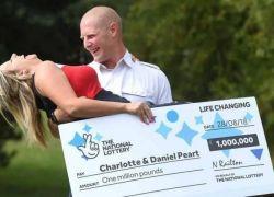 ربح المليون في اليانصيب بعد مقلب من زوجته