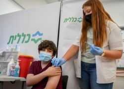 الصحة الإسرائيلية توصي بتطعيم الأطفال