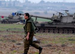 جيش الاحتلال يبقي قواته في حالة جهوزية على حدود غزة