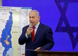 """تحذير عربي : خطط نتنياهو للضم """"تنسف حل الدولتين """""""