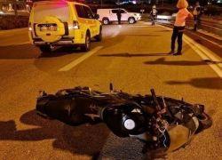 مصرع شاب من الشيخ دنون جرّاء حادث سير