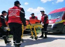 مصرع 17 شخصاً في انقلاب حافلة بالمغرب