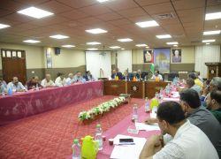طولكرم : اجتماع لمناقشة إعداد خطة التنمية الزراعية لمحافظة طولكرم 2019-2021 ضمن مشروع العنقود الزراعي