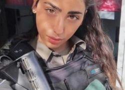 تركية تنضم للجيش الإسرائيلي وتهدد المقاومة!