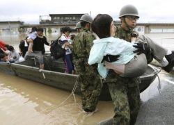 اليابان.. الطوفان يحصد 179 قتيلا والرقم في ارتفاع