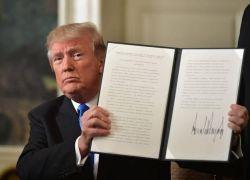 أول قرار حكومي رداً على وقف ترامب تمويل مشافي القدس