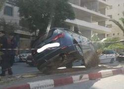 وفاة طالبة جامعية بحادث سير في نابلس