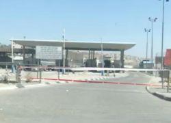 الاحتلال يغلق حاجز قلنديا أمام المتوجهين إلى رام الله