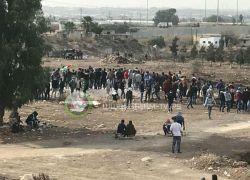 40 إصابة في مواجهات داخل حرم جامعة خضوري في طولكرم .. شاهد الفيديو