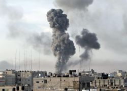 الاحتلال يدمر اهدافا استراتيجية لحماس ويمتنع عن التفاخر