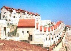 1200 وحدة استيطانية في القدس الشرقية