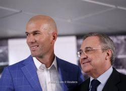 زيدان يستقيل من تدريب ريال مدريد