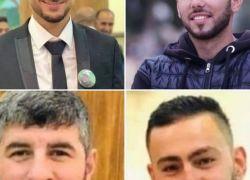 الاحتلال يحكم بالسجن على 4 مقدسيين لمشاركتهم في حفل زفاف أسير