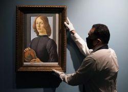 بيع لوحة لبوتيتشيلي بـ92,2 مليون دولار