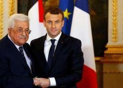 ماكرون يلتقي اليوم الرئيس عباس ونتنياهو ويزور القدس