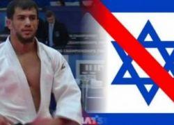 """لاعب جزائري يرفض ان يواجه لاعبا """"اسرائيليا ً """" وينسحب من منافسة الالعاب الاولمبية"""