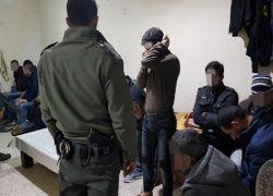 شرطة الاحتلال تعتقل 92 عاملا من الضفة الغربية