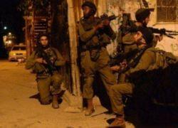 حملة اعتقالات في مناطق متفرقة بالضفة