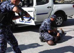 القبض على شخص صادر بحقه امر حبس بقيمة 10 مليون شيكل
