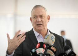 غانتس : مستعدون لتقديم المزيد من التسهيلات الاقتصادية للفلسطينيين