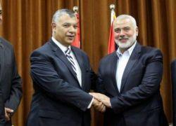 حماس : أبلغنا الرئيس عن كامل موافقتنا على الورقة المصرية للمصالحة