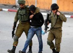 الاحتلال يعتقل 3 مواطنين من مخيم عسكر شرق نابلس