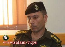 التوجيه السياسي ينظم لقاء بين قائد منطقة طولكرم بضباط الأجهزة الأمنية