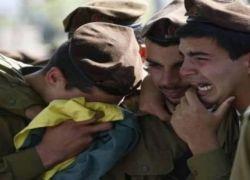 تزايد أعداد المنتحرين في صفوف الجيش الاسرائيلي