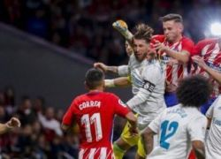 أتلتيكو مدريد يجبر الريال على التعادل السلبي ويبعده أكثر عن برشلونة
