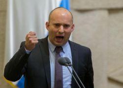 بينيت يهدد غزة وشاكيد تتعهد بعدم إعادة جثث الشهداء
