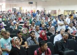 المعابر والحدود تناشد المواطنين تجنب السفر خلال اليومين القادمين