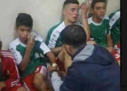 إصابة 7 من ناشئي الوحدات إثر الاعتداء على حافلتهم بعد مباراة جمعتهم بالفيصلي