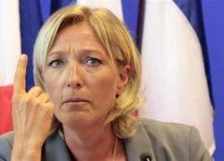 هآرتس: يهود فرنسا قلقون من مواقف لوبان