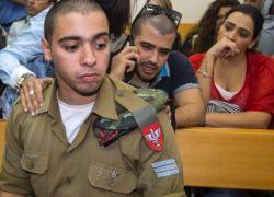 """56% من الاسرائيليين : عقوبة قاتل الشهيد """"الشريف """" قاسية جداً"""