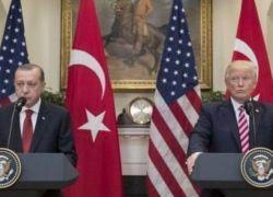 أردوغان: تركيا لن تقبل تحالفا أمريكيا مع الأكراد في سوريا