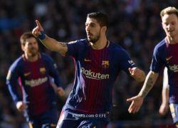 برشلونة يطعن الريال في البرنابيو ويبتعد بالصدارة
