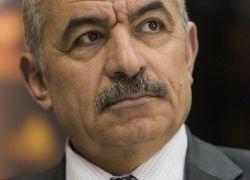 """اشتيه يطالب بالضغط على """"اسرائيل """" لالزامها بدفع المستحقات المالية المحتجزة"""