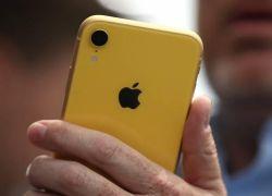 """مفاجأة ...آبل توقف تصنيع هاتف """" iPhone XR """""""