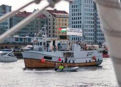 اسرائيل تبيع سفن الحرية بمزاد علني وتوزع اموالها على المستوطنين