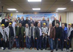 """حركة """"فتح"""" في مخيم طولكرم تعقد مؤتمر منطقة الشهداء والأسرى والجرحى"""