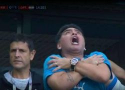 ميسي كاد أن يتسبب في هلاك مارادونا!