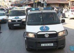 مواطن يبلغ الشرطة عن تعاطي إبنه لمواد مخدره في طولكرم
