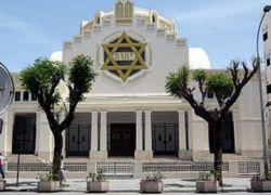 كنيس يهودي سري في دبي