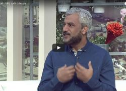 قبل وفاته بساعات.. اللقاء الأخير للفنان الراحل ياسر المصري